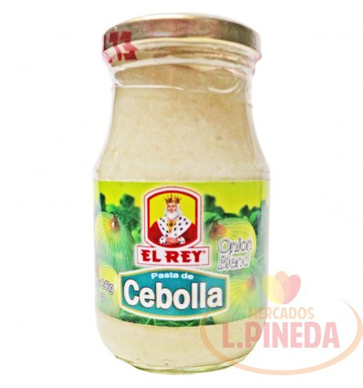 Pasta De Cebolla X 240 G El Rey