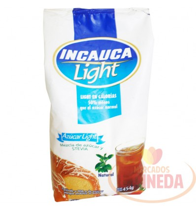 Azucar Incauca Light 454 G Blanca
