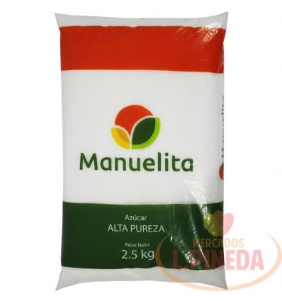 Azucar Manuelita X 2500 G
