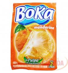 Refresco Boka X 2 L X 18 G Mandarina