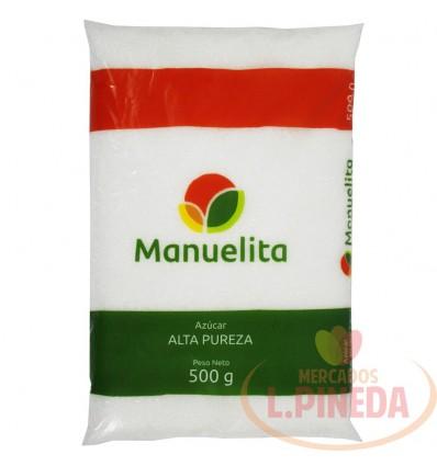 Azucar Manuelita X 500 G
