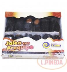 Jalea Con Arequipe El Caribe X 280 G