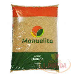 Azucar Morena Manuelita X 1000 G