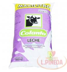 Leche Colanta Deslactosada Uht 1100 Maxilitro