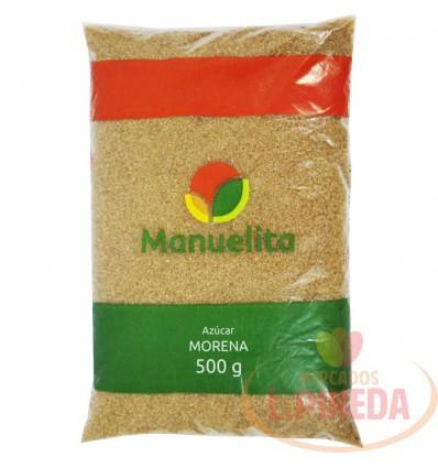 Azucar Morena Manuelita X 500 G