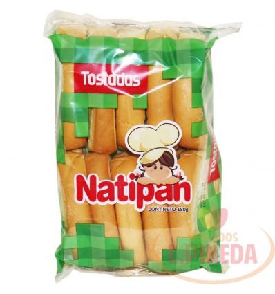 Tostada Natipan X 180 G