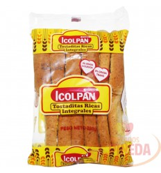 Tostada Icolpan Integral X 220 G