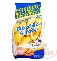 Bizcochitos Seba-Seba X 220 G Alinados