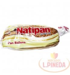 Pan Ballena Natipan X 650 G