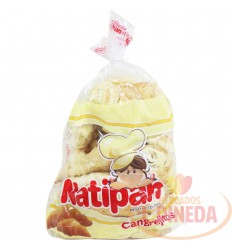 Pan Cangrejitos Natipan X 200 G