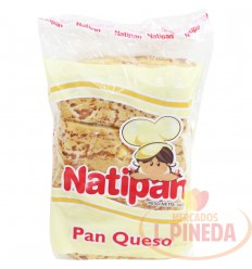 Pan Queso Natipan X 300 G