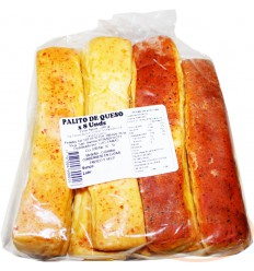 Pan Palitos De Queso X 200 G Gubel