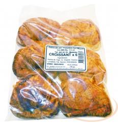 Croissant San Miguel X 240 G 6 Unds