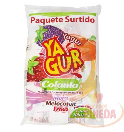 Yogurt Yagurt Colanta 6 X 200 G Sixpack