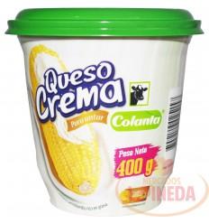 Queso Crema Colanta X 400 G