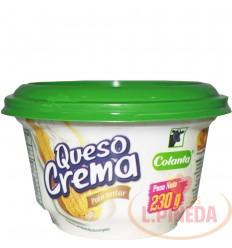 Queso Crema Colanta X 230 G