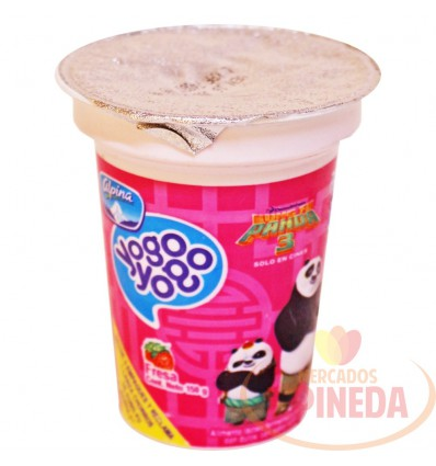 Yogurt Yogo Yogo X 150 G Fresa Vaso