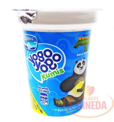 Yogurt Yogo-Kumis Alpina X 150 Vaso