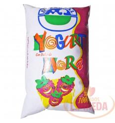 Yogurt El Zarzal X 1000 G Bolsa Mora