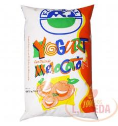 Yogurt El Zarzal X 1000 G Bolsa Melocoto