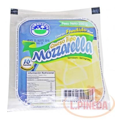Queso Mozarella El Zarzal X 250 G