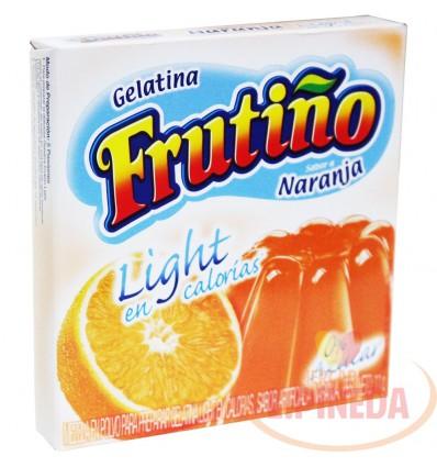 Gelatina Frutiño X 11 G Light Naranja