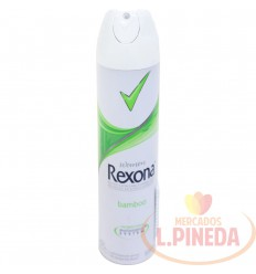 Desodorante Rexona X 175 ML Bambo Spray Woman