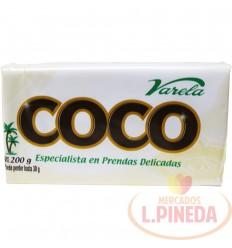 Jabon Barra Coco X 200 G