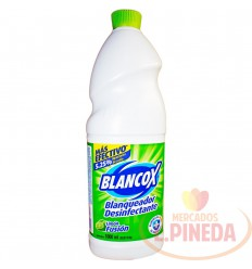 Blanqueador Blancox X 1000 ML Limon Fusion