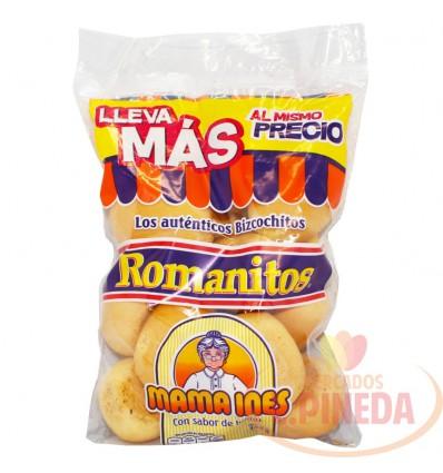 Bizcochitos Mama Ines X 140 G Romanitos
