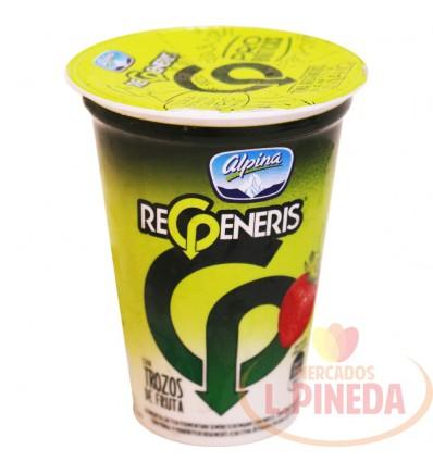 Yogurt Regeneris Alpina X 200 G Trozos