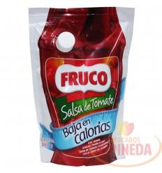 Salsa De Tomate X 380 G Fruco Baja En Calorias
