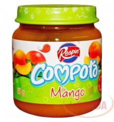 Compota Respin X 113 G Mango