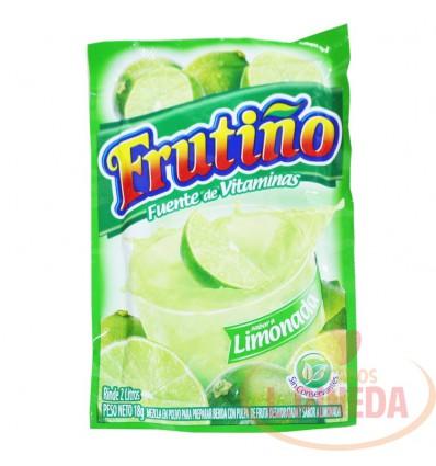 Refresco Frutiño X 2 Litros X 18 G Limonada
