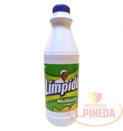Blanqueador Limpido X 450 CC Limon