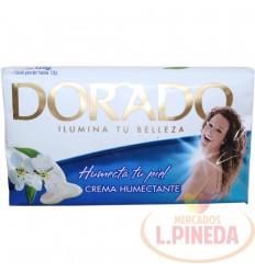 Jabon Baño Dorado X 125 G Crema Humectante