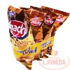 Snacky Caramelo X 40 G Paq X 4 Unds