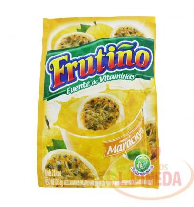 Refresco Frutiño X 2lts Maracuya 18 G