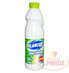 Blanqueador Blancox X 500 ML Limon Fusion