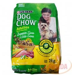 Cuido Perros Dogchow 2000 G Adultos Razas Pequeñas