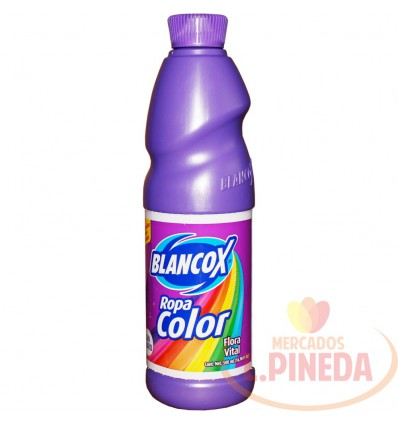 Blanqueador Blancox 500 ML Ropa Color Floral