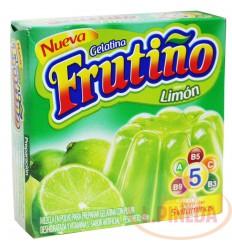 Gelatina Frutiño X 40 G Limon