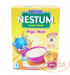 Cereal Infantil Nestun 200 G Trigo Miel