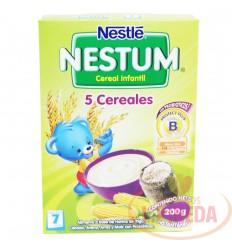 Cereal Infantil Nestum X 200 G 5 Cereale