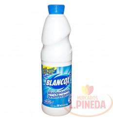 Blanqueador Blancox 500 ML Poder Natural