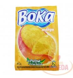 Refresco Boka X 2 L X 18 G Mango