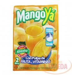 Refresco Mangoyá X 2 Litros X 30 G