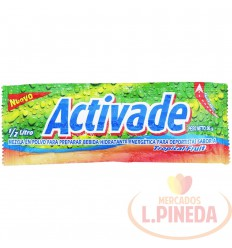Energizante Activade X 36 G Tropical-Fruit