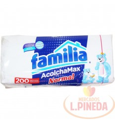 Servilletas Familia Normal X 200 Doblada