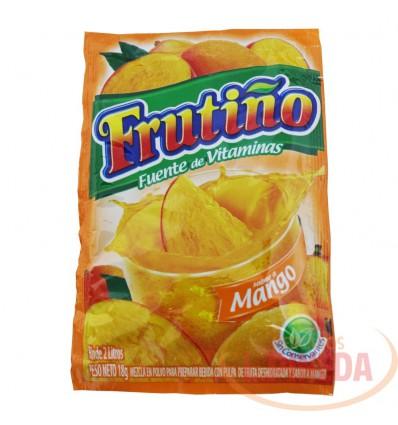 Refresco Frutiño X 2 Lts Mango 18 G